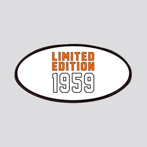 Limited Edition 1959 Patch