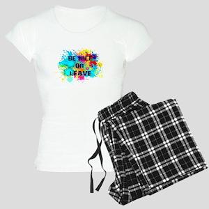 be nice or leave Women's Light Pajamas