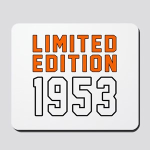 Limited Edition 1953 Mousepad