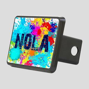 NOLA Splat Rectangular Hitch Cover