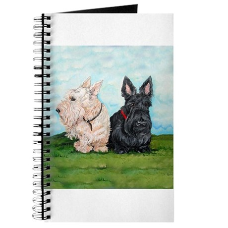 Scottish Terrier Companions Journal