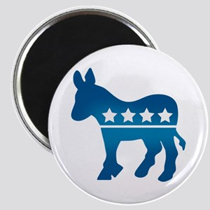 Democrat Donkey Magnets