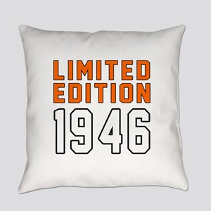 Limited Edition 1946 Everyday Pillow