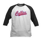Cubbies Baseball Script Kids Baseball Jersey