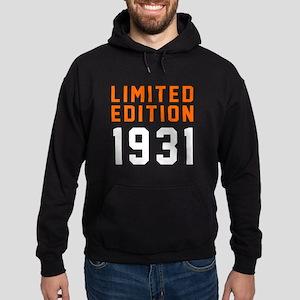 Limited Edition 1931 Hoodie (dark)