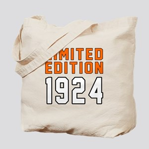 Limited Edition 1924 Tote Bag