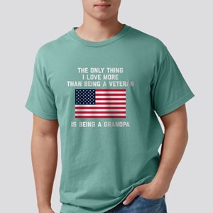 The Only Thing I Love Mo Mens Comfort Colors Shirt