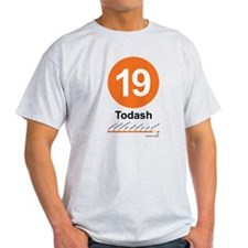 Subway 19 Todash T-Shirt