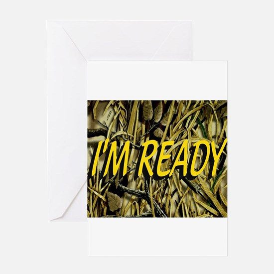 READY Greeting Cards