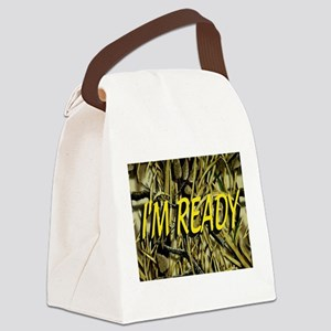 READY Canvas Lunch Bag