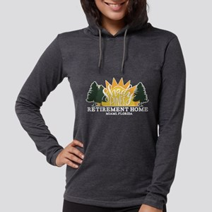 Shady Pines Womens Hooded Shirt