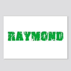 Raymond Name Weathered Gr Postcards (Package of 8)