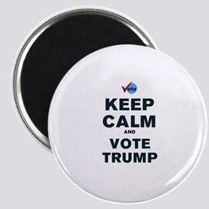 KEEP CALM AND VOTE TRUMP Magnet