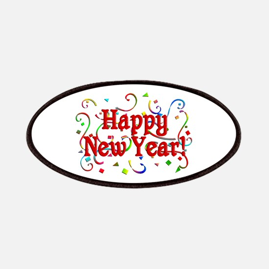 Happy New Year Patch