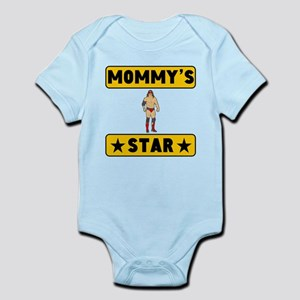 Mommys Wrestling Star Body Suit