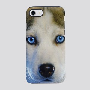 Husky Puppy iPhone 8/7 Tough Case