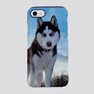 Husky Dog Outdoor iPhone 8/7 Tough Case