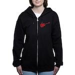 Jamuary Logo Women's Zip Hoodie Sweatshirt