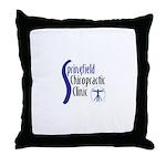SCC-Logo-2010-2resize Throw Pillow