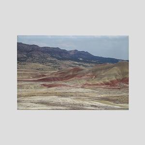 Oregon Landscape Rectangle Magnet
