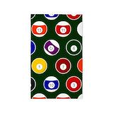 Billiards 3x5 Rugs