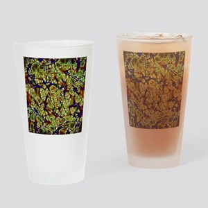 Neurons Drinking Glass