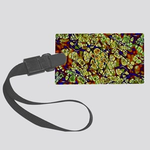 Neurons Large Luggage Tag