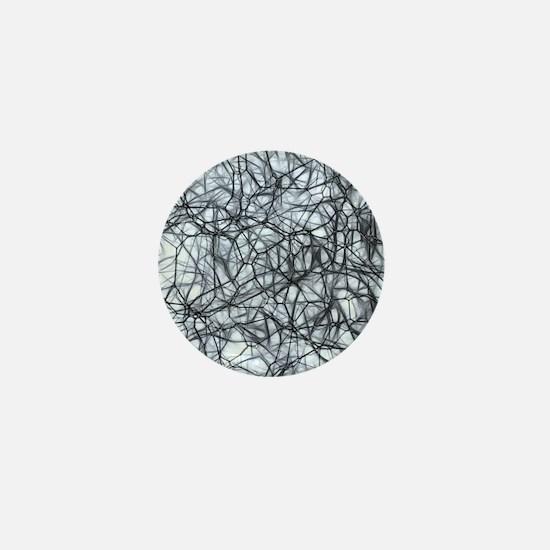Neurons Mini Button