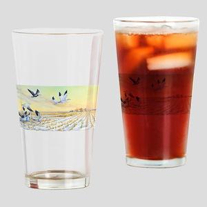SRose Bottomland Rendevous Drinking Glass