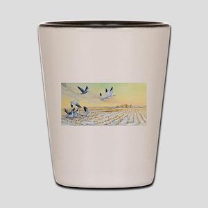 SRose Bottomland Rendevous Shot Glass