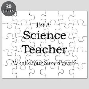 Science Teacher Puzzle