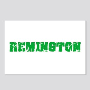 Remington Name Weathered Postcards (Package of 8)