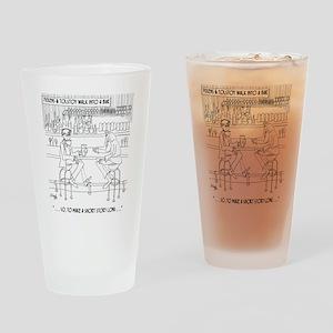 Literature Cartoon 9267 Drinking Glass