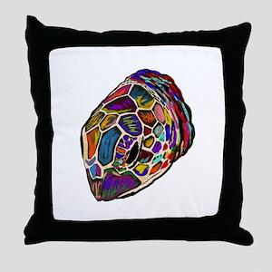 TURTLE TIMER Throw Pillow