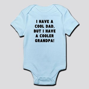 A Cooler Grandpa Body Suit