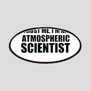 Trust Me, I'm An Atmospheric Scientist Patch