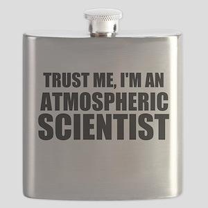 Trust Me, I'm An Atmospheric Scientist Flask
