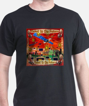 Ticket to the Future T-Shirt
