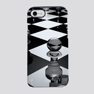 Chess Board iPhone 8/7 Tough Case