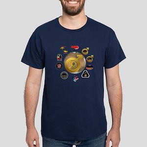 Mars @ 50! Dark T-Shirt