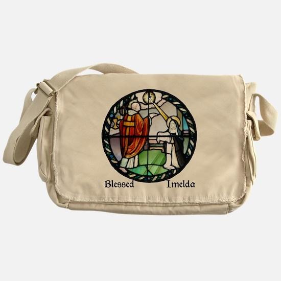 Blessed Imelda Messenger Bag