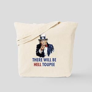 Uncle Sam Trump Tote Bag