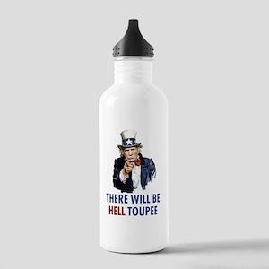 Uncle Sam Trump Water Bottle