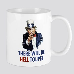Uncle Sam Trump Mugs