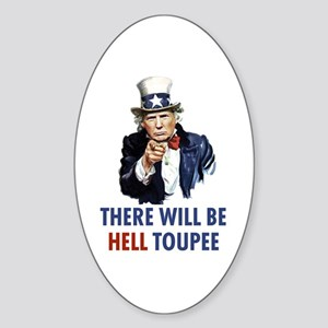 Uncle Sam Trump Sticker