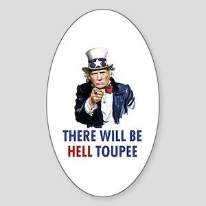 Uncle Sam Trump Sticker