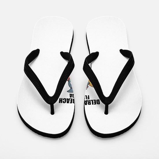 Delray Beach, Florida Flip Flops