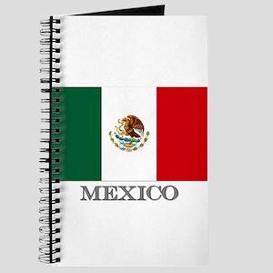 MEXICO FLAG Journal