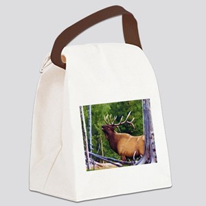 The Bugler Canvas Lunch Bag
