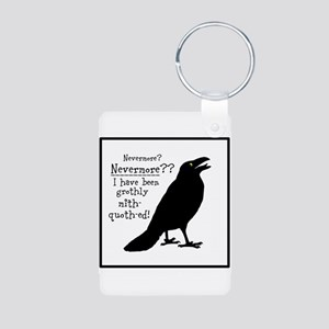 Quoth the Raven Keychains